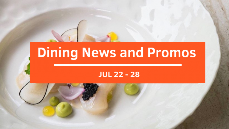 View Dining News and Promos