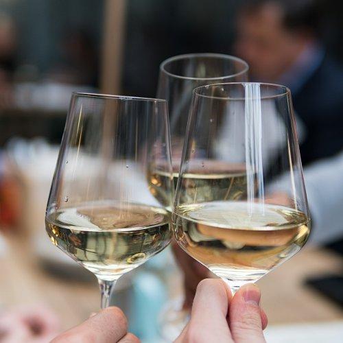 View Wine Dinner at Graze