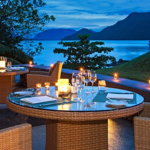 View Tide Restaurant at The Westin Langkawi