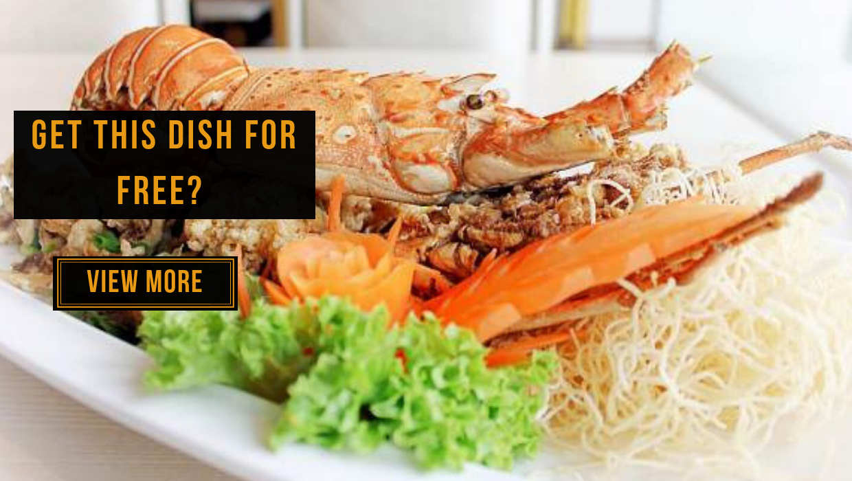 View Free Australian Lobster at Imperial Charki Palace