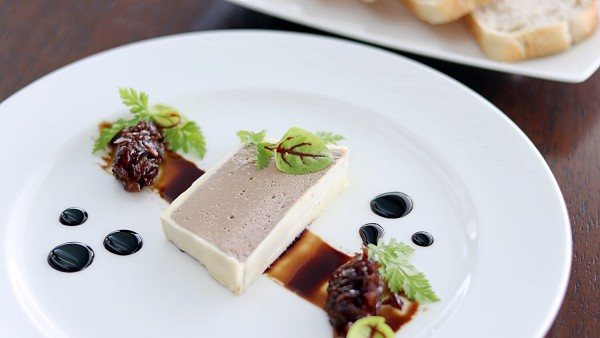 View Free Parfait of Chicken Liver and Foie Gras at Graze @ Hilton Kuala Lumpur