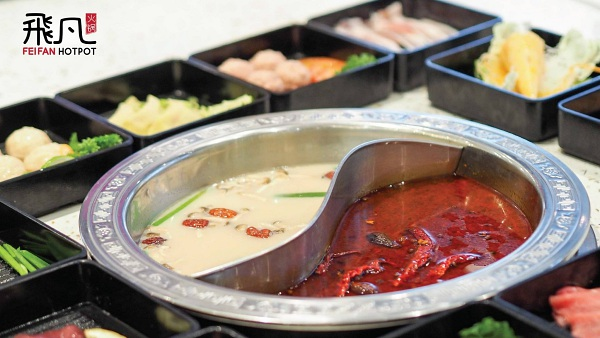 Click here to view Hot Pot at Fei Fan Hotpot