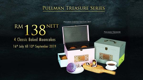 View Mooncake Boxes at Pullman Kuala Lumpur Bangsar