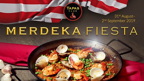 View Merdeka Fiesta at Tapas Club Pavilion