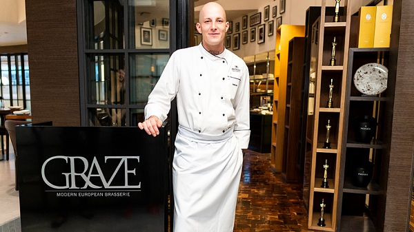 View Chef Darius Seitfudem at Graze @ Hilton Kuala Lumpur