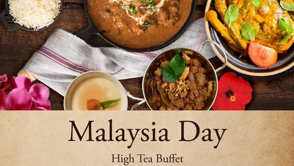 View Malaysia Day Hi-Tea Buffet at DoubleTree by Hilton Hotel Melaka