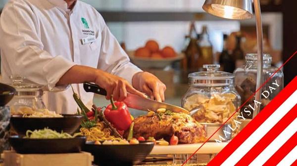 View Malaysia Day Lunch Buffet at Pavilion Hotel Kuala Lumpur