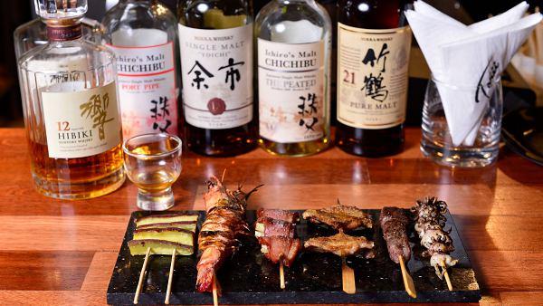 View Food Review at Torii Yakitori & Whiskey Bar