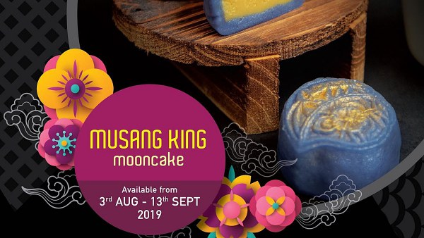 View Musang King Mooncake at Way Modern Chinois
