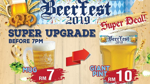 View BeerFest at EGG - Eight Gourmets Gala This Oktoberfest 2019
