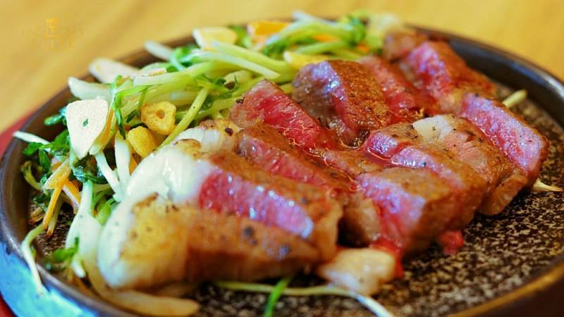 View Wagyu Steak at Kimiya
