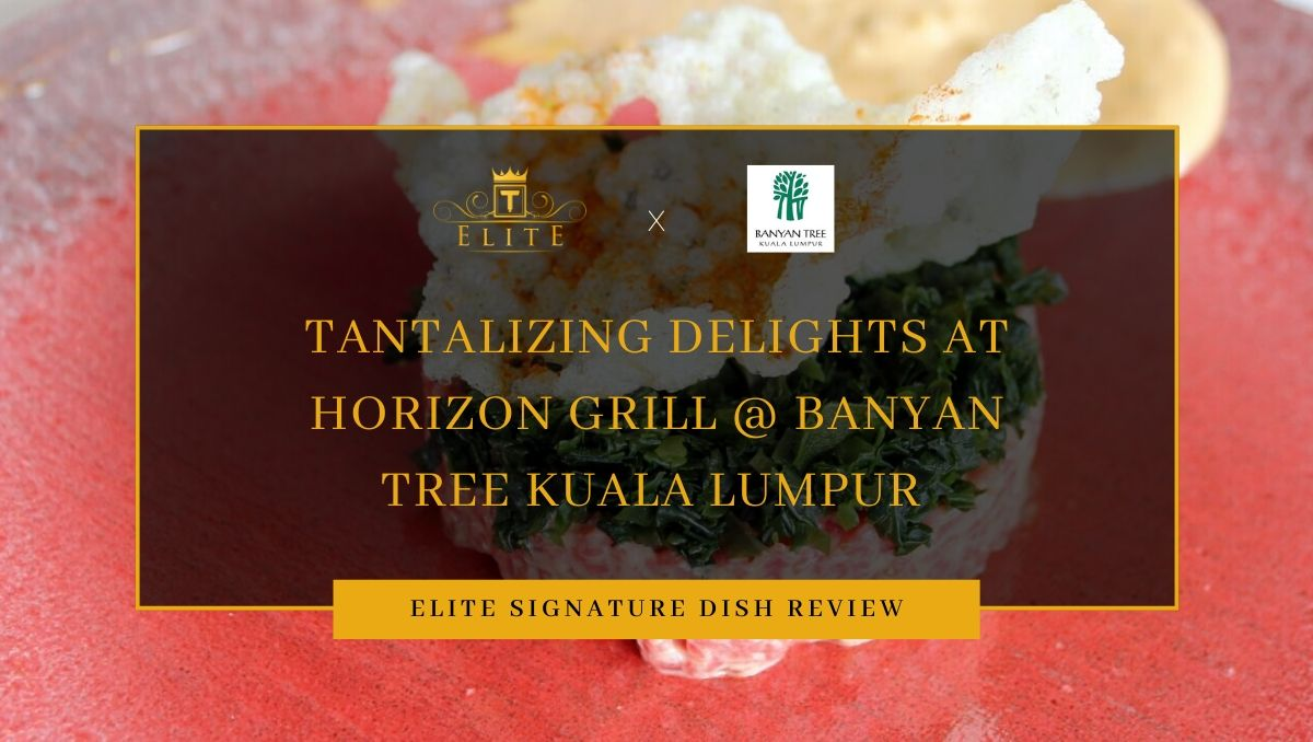 View Free Signature Dishes at Horizon Grill