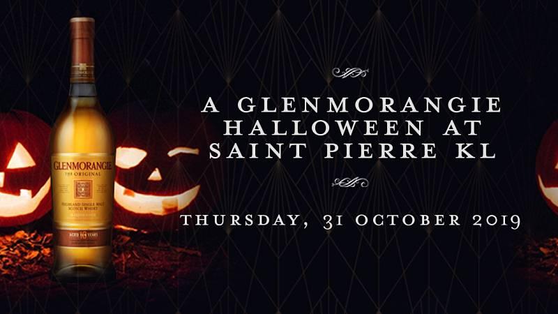View Saint Pierre Kuala Lumpur - A Glenmorangie Halloween