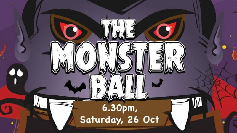 View The Monster Ball Halloween Party at Souled Out Sri Hartamas
