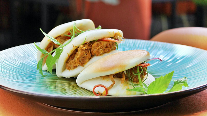 View Jackfruit Rendang Bao