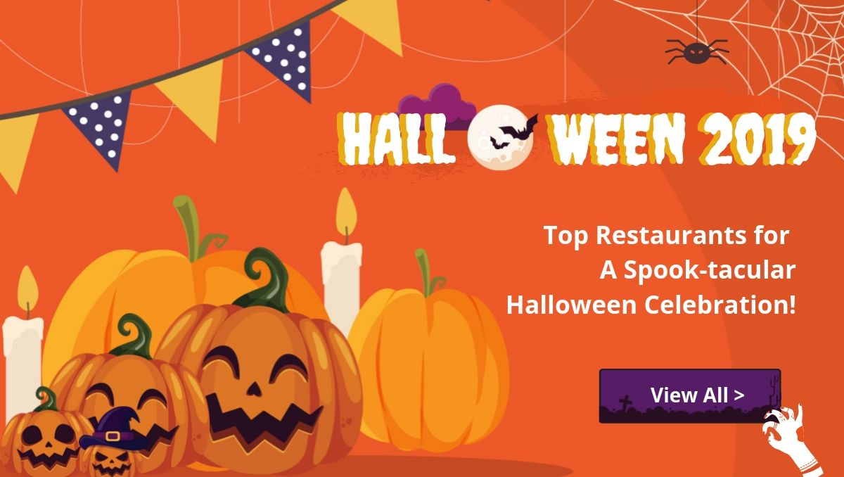 Top Restaurants for A Spook-Tacular Halloween 2019 in Malaysia!