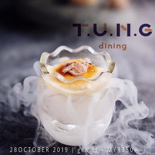 View Tung Dining x gen Collaboration Dinner