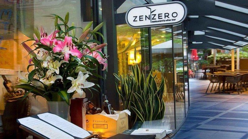 View Dining Environment at Zenzero Restaurant & Bar
