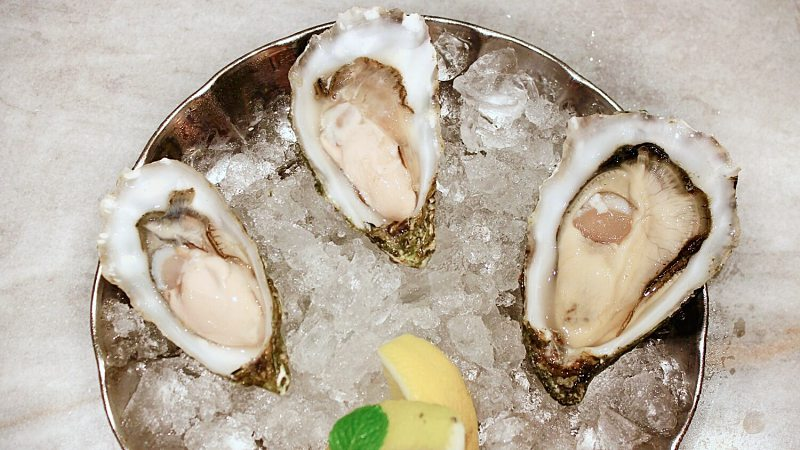 View Irish Trio of Oyster