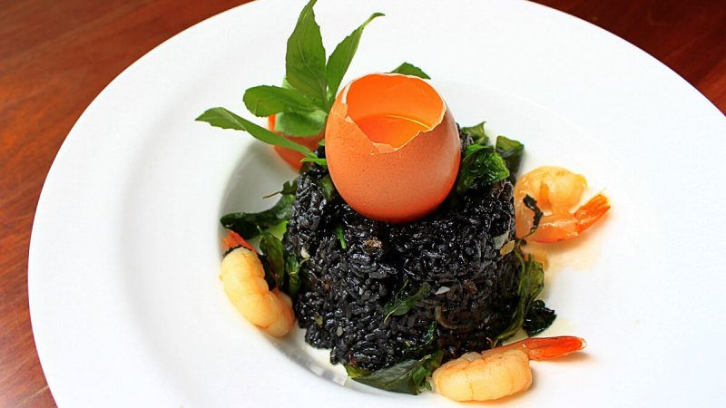 View Free Black Rice at PLOY