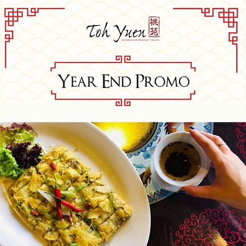 View Year-End Promo at Toh Yuen @ Hilton Kuching