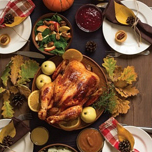 View Thanksgiving Menu at Tosca @ DoubleTree by Hilton Hotel Kuala Lumpur