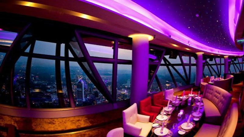 View New Year 2020 Menus at Atmosphere 360 Revolving Bar and Restaurant