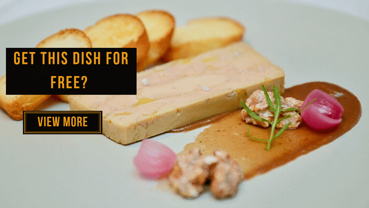 View Free Cognac Foie Gras Terrine at Two-Ox French Bistro Bar
