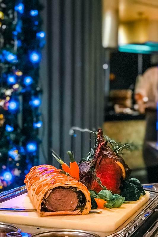 View Christmas Menu at Hilton Petaling Jaya