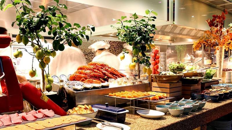 View Christmas Buffet at JP teres @ Grand Hyatt Kuala Lumpur