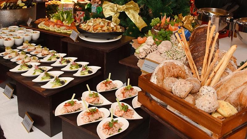 View New Year's Buffet at Sarkies @ E&O Hotel