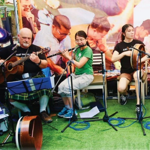 View Irish Music Night at Southern Rock Seafood