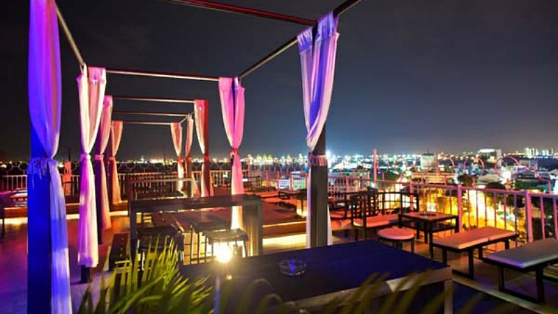 View New Year's Menu at Three Sixty Revolving Restaurant Penang