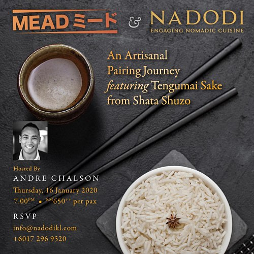 View Nadodi Collaboration Dinner