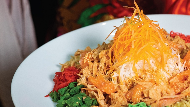 View Yee Sang at PLOY
