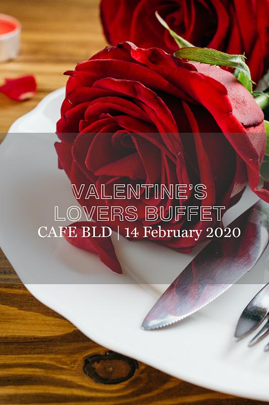 View Valentine's Menu at Cafe BLD