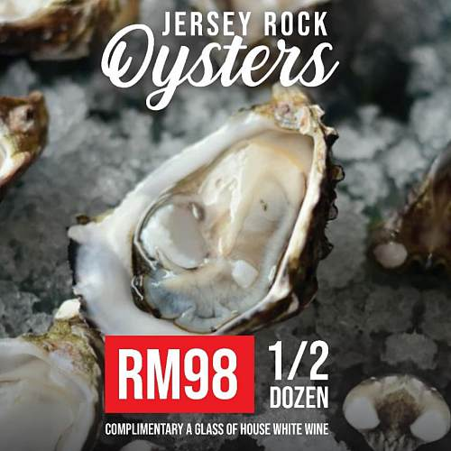 View Oyster Promo at ChinChin Gastropub