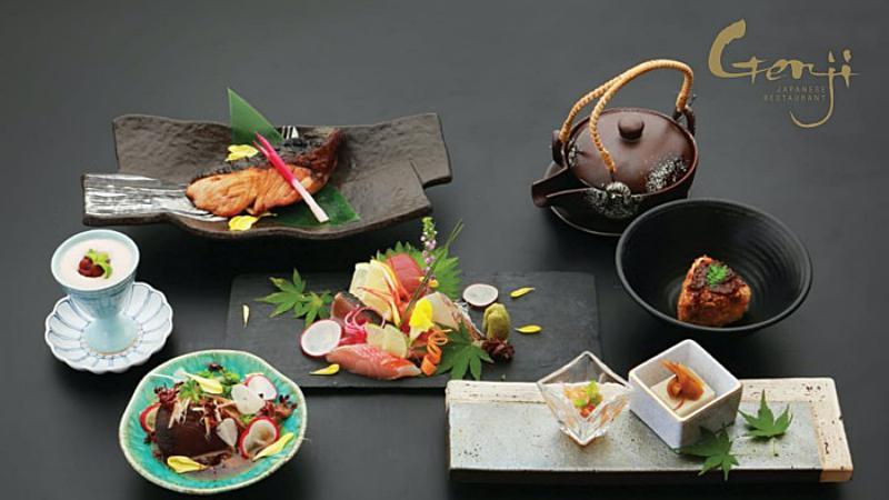 View Valentine's Promo at Genji Japanese Restaurant @ Hilton Petaling Jaya