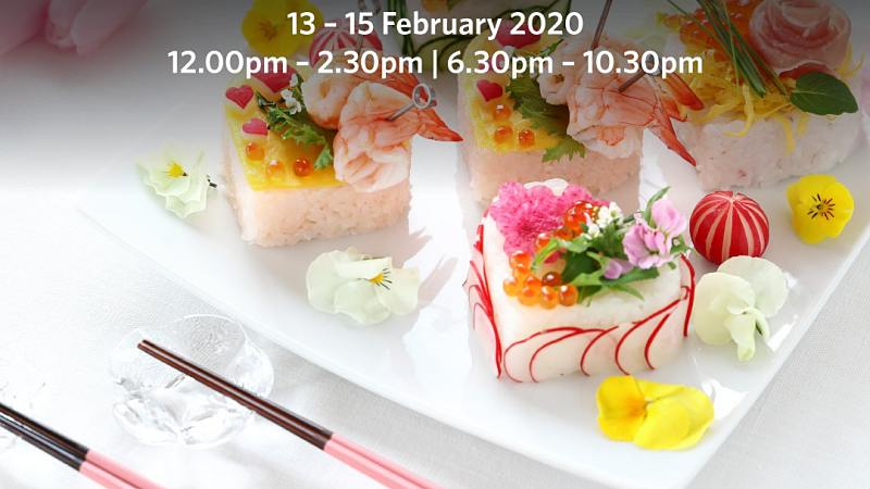 View Top Japanese Restaurants in KL & PJ for Valentine's Day 2020 - Iketeru