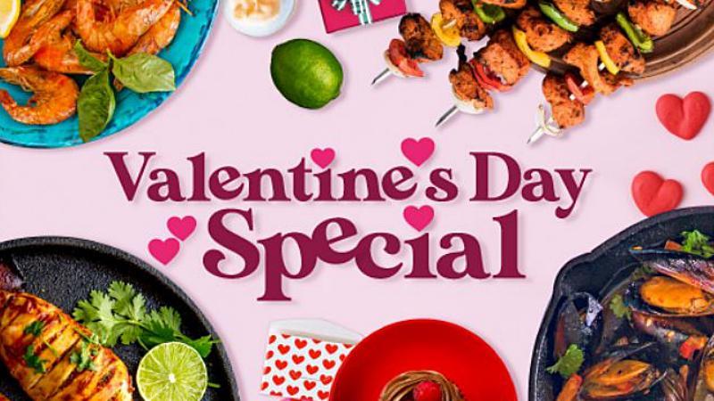 View Valentine's Promo at Paya Serai Restaurant @ Hilton Petaling Jaya