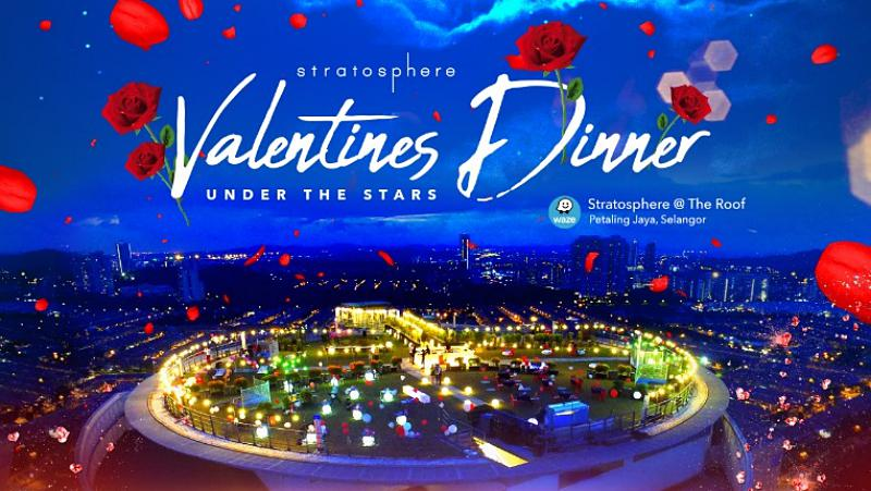 View Valentine's Menu at Stratosphere