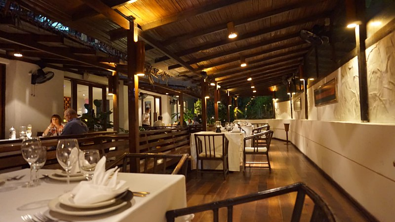 View Top Romantic Restaurants in Kuala Lumpur for Valentine's Day 2020 - Tamarind Hill Kuala Lumpur