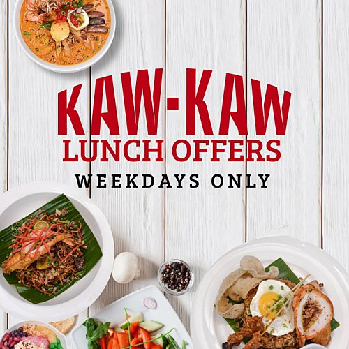View Kaw-Kaw Lunch Offers at Vasco's @ Hilton Kuala Lumpur