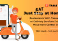 Top Restaurants Offering Takeaway and Delivery Services During Movement Control Order March 2020