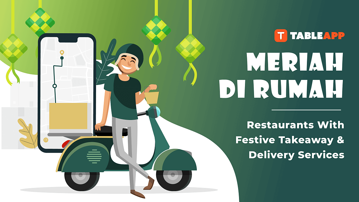Celebrate Togetherness with Festive Takeaway and Delivery 2020