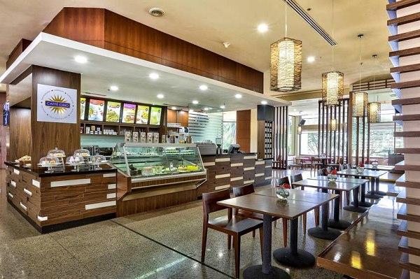 Ramadan Takeaway and Delivery at Caffe Cino @ Hilton Kuching
