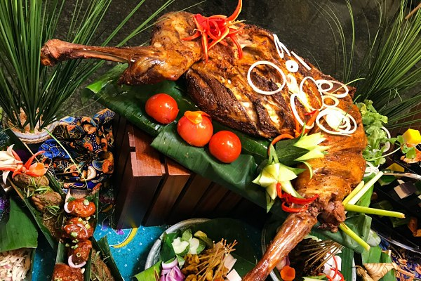 Ramadan Takeaway and Delivery at Garden Grille Hilton Garden Inn Puchong