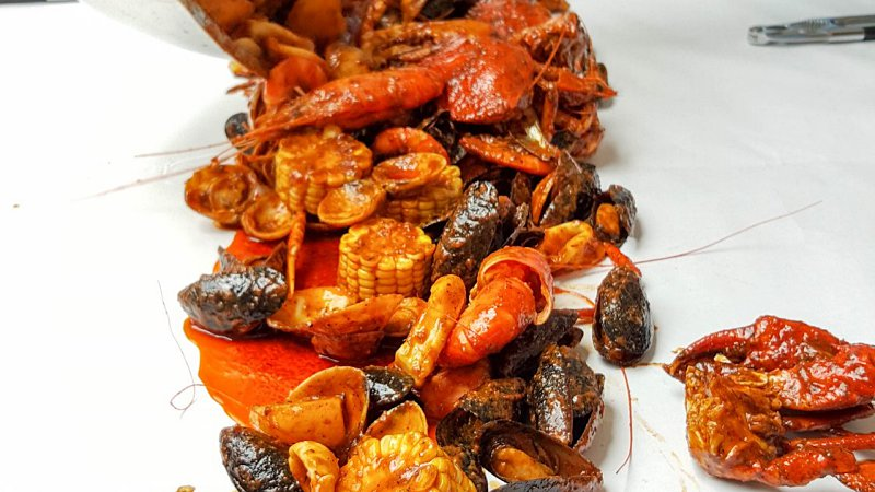 View Seafood Dishes at Just Seafood