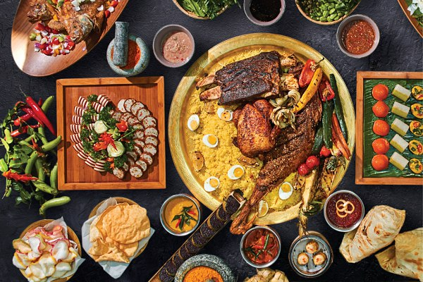 Ramadan Takeaway and Delivery at Latest Recipe @ Le Meridien Kuala Lumpur