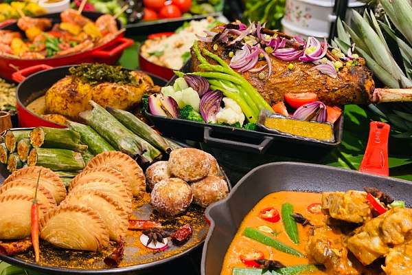 Ramadan Takeaway and Delivery at Paya Serai @ Hilton Petaling Jaya